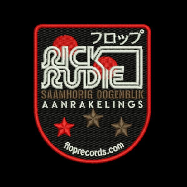 Rick&Rudie Patch